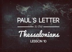 Epistles 2-10