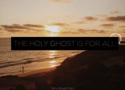 The Holyghost is for all Powerpoint