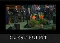 Josh Carson Guest Pulpit