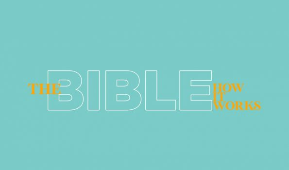The Bible - How it works Powerpoint