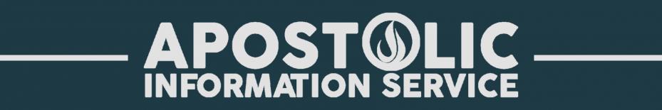 Apostolic Information Service