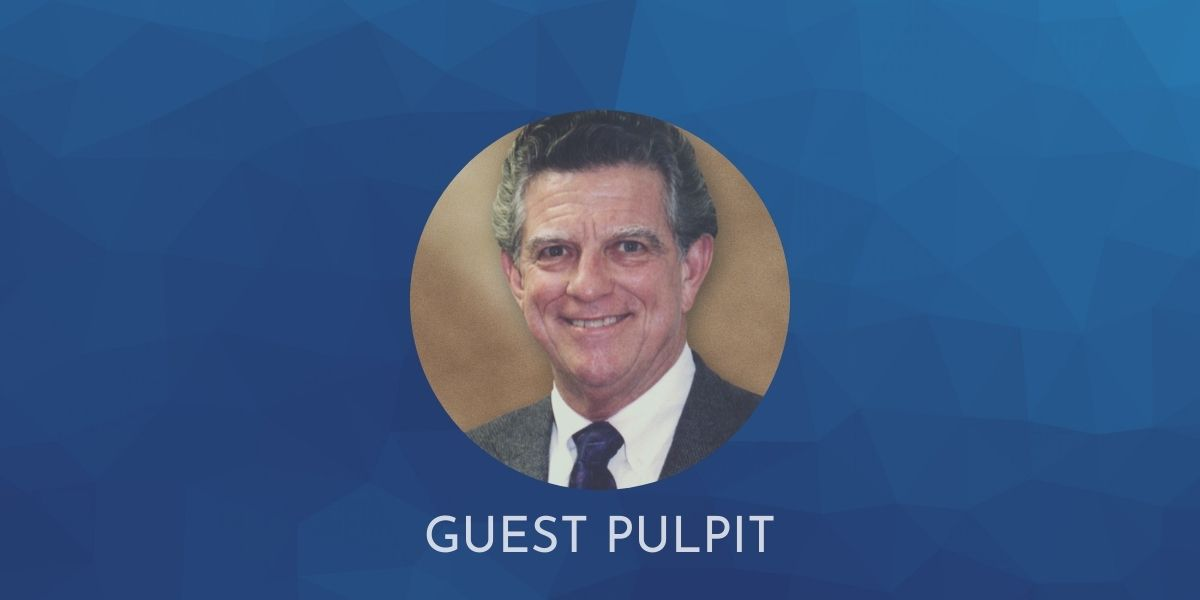 "Issue 30-9: Guest Pulpit – ""The Tragedy and Triumph of Talking to Yourself"" – J.W. Arnold"